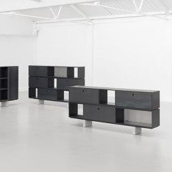 Chamfer Assembled Storage