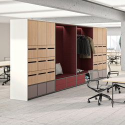 basic S cupboard booths