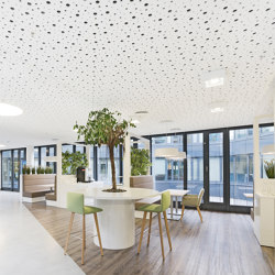 Heated and Chilled Plasterboard Ceilings