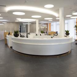 Receptions desks