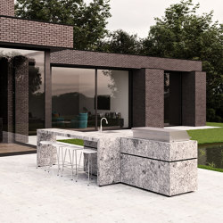 bbqubeX | outdoor kitchen