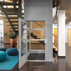 Lifts for public & commercial buildings