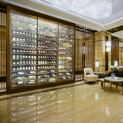 Commercial Refrigerated Wine Cellars