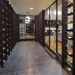 Wine Room With Air Conditioning