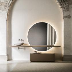 L'essenziale | Bathroom project | Material In Situ