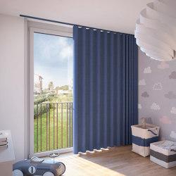 Sistemas de cortina de accionamiento manual