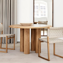 Islets Table Series
