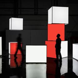 Mobile Light Cubes