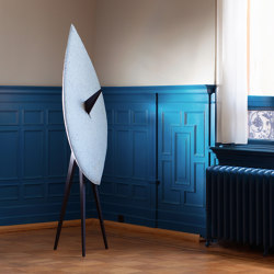 BLAD acoustic screen