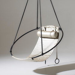 Sling Hanging Chair - Soft Leather