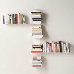 Wall Bookcases