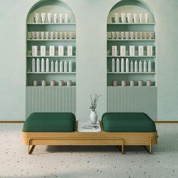 Olga Collection Bench
