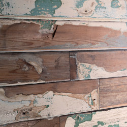 Colorful Reclaimed Wood