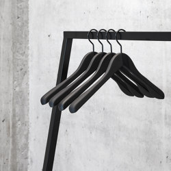 Soft Coat Hanger*