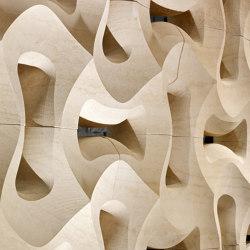 Muri Di Pietra by Lithos Design