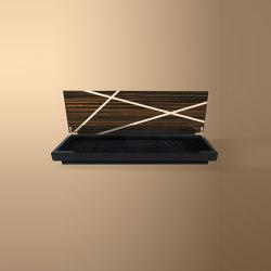 Wood Lines Accessory Box