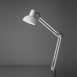 Spring Balanced Lamp