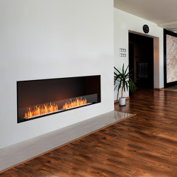 Flex Single Sided Fireplaces