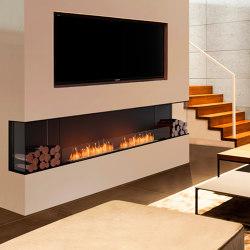 Flex Bay Fireplaces