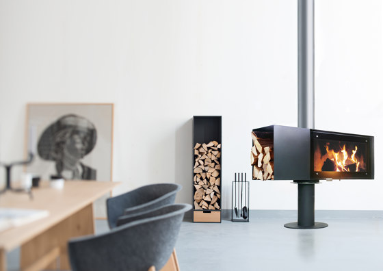 Covo Firewood Store by conmoto