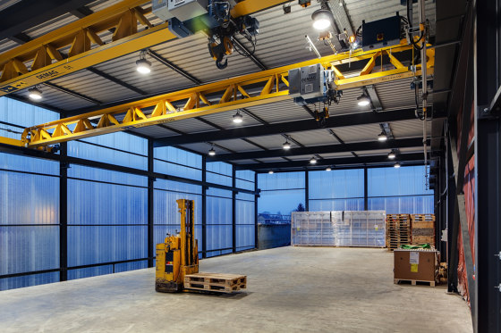 Industrial Hall Maxi HT Highbay luminaires by RZB - Leuchten