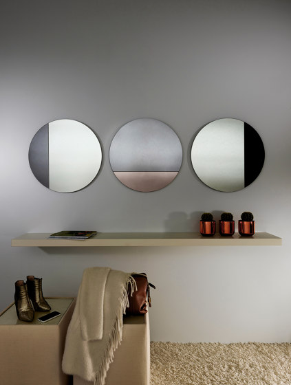 Cord Grey by Deknudt Mirrors