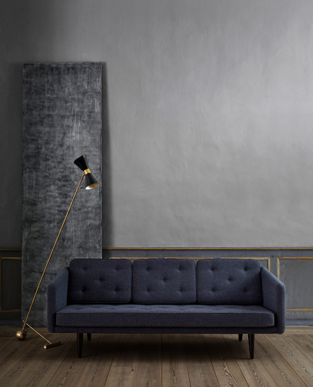 No. 1 Sofa 2 seat by Fredericia Furniture