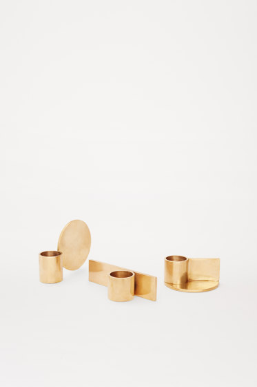 Fundament Brass Edition by Frama