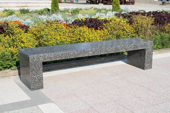 Concrete Bench 110 von ETE
