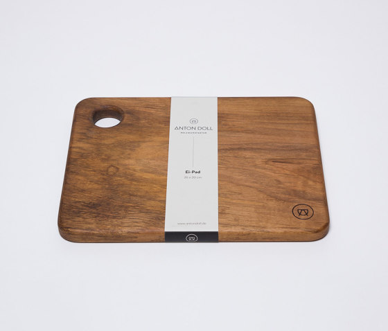 Leni Cutting board (Oak) by Anton Doll