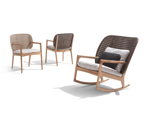 Kay Dining Chair Copper de Gloster Furniture GmbH