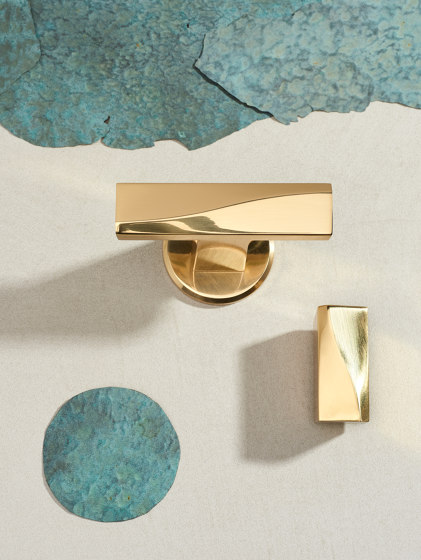 Ballet Lever Handle by Vervloet