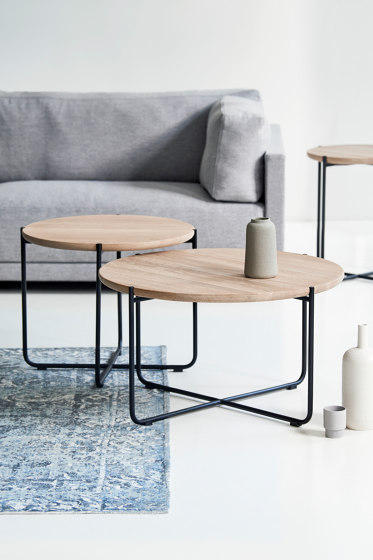 KONNO COFFEE- & SIDE TABLE RECTANGULAR VERSION by dk3