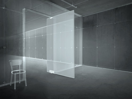 System M | Invisible Pivot Door by FritsJurgens