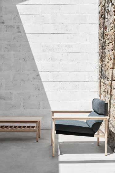 Bilgola Armchair by nau design