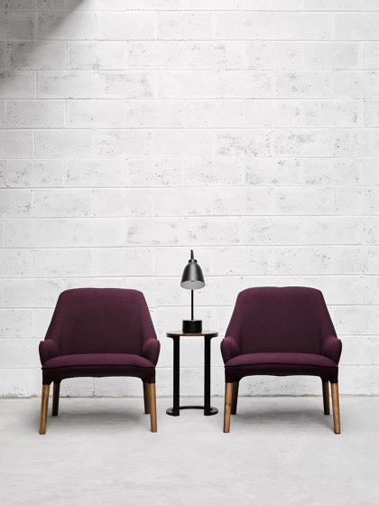 Plum Chair de nau design