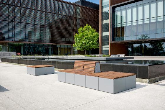 Pixel by Maglin Site Furniture