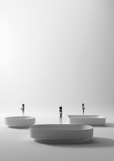 FORM Washbasin Rectangular Bowl by Alice Ceramica