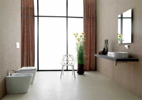 Hide Washbasin / Lavabo 50cm x 35cm by Alice Ceramica