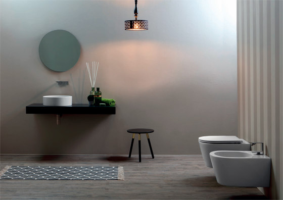Bidet Hide BTW Square 55cm x 35cm by Alice Ceramica
