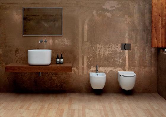 WC Hung Unica 50 by Alice Ceramica