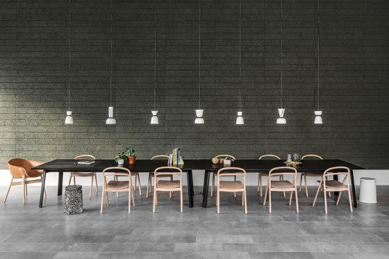 Alle Coffee Table Small Oak by Hem Design Studio