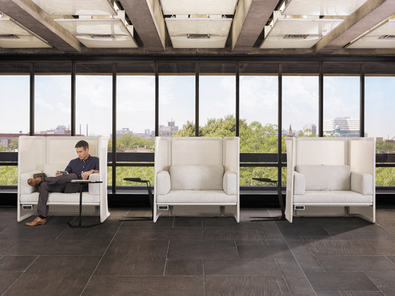 Lagunitas Lounge by Steelcase