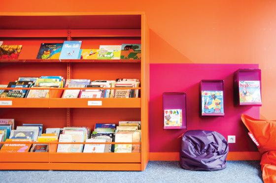 Look Me Up de Lammhults Biblioteksdesign