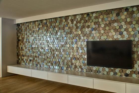 Glazes | Blends of Color Classic and Mother-Pearl by Cotto Etrusco