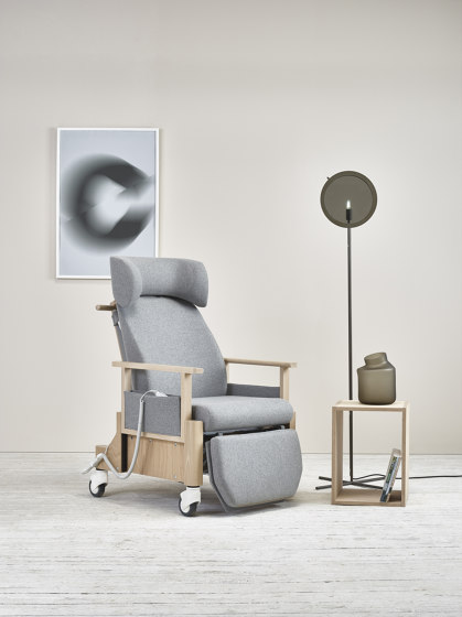 Santiago Relaxation Armchair by TON