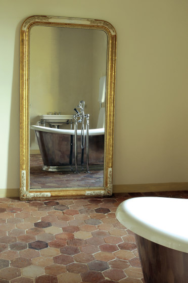 Natural Terracotta | Natural Sanded by Cotto Etrusco