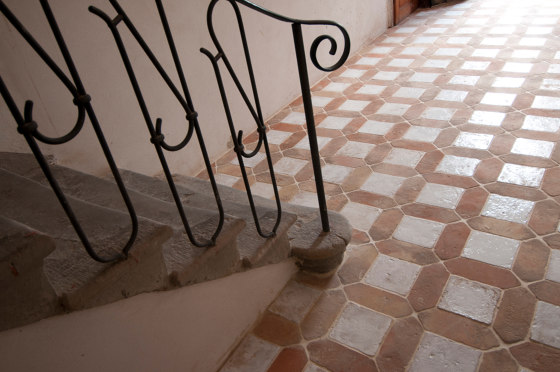 Natural Terracotta | TR1 (Wetcare) by Cotto Etrusco