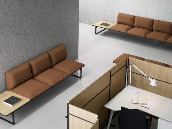 Square Modular Seating 4 Places de Sellex