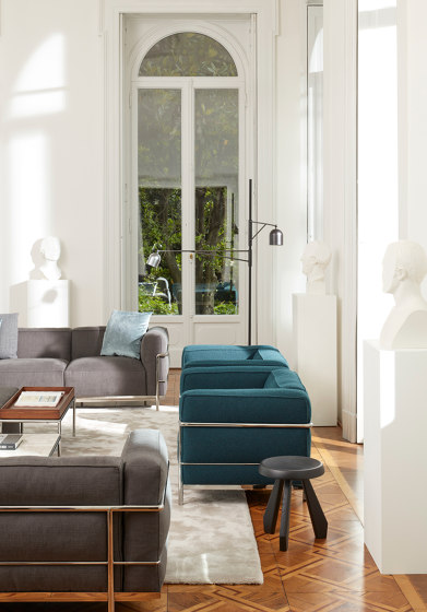LC3 Armchair by Cassina